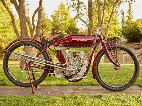 1918 Indian Model B Factory TT Racer — SOLD!!