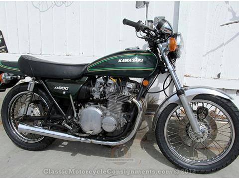 1976 Kawasaki KZ 900 — SOLD!!