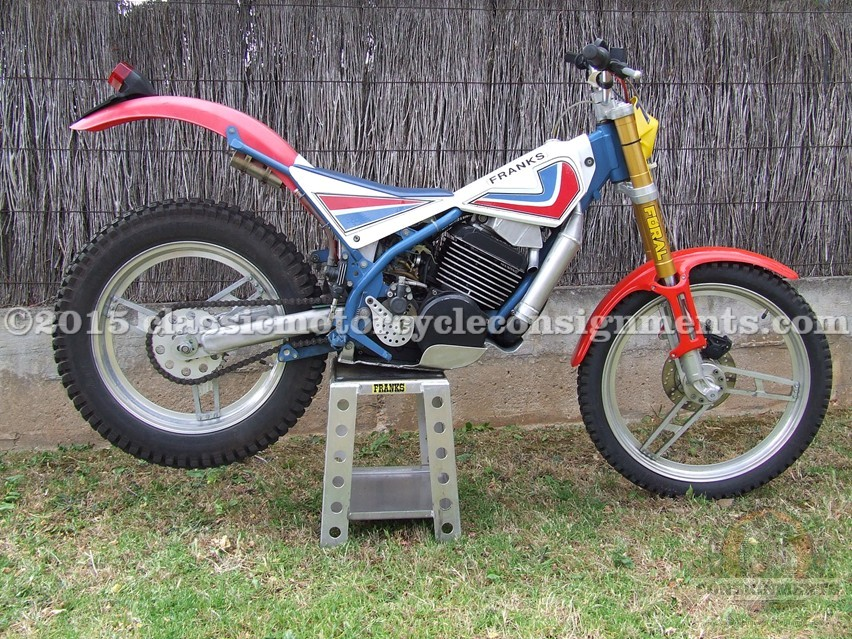 1986 Franks Rotax