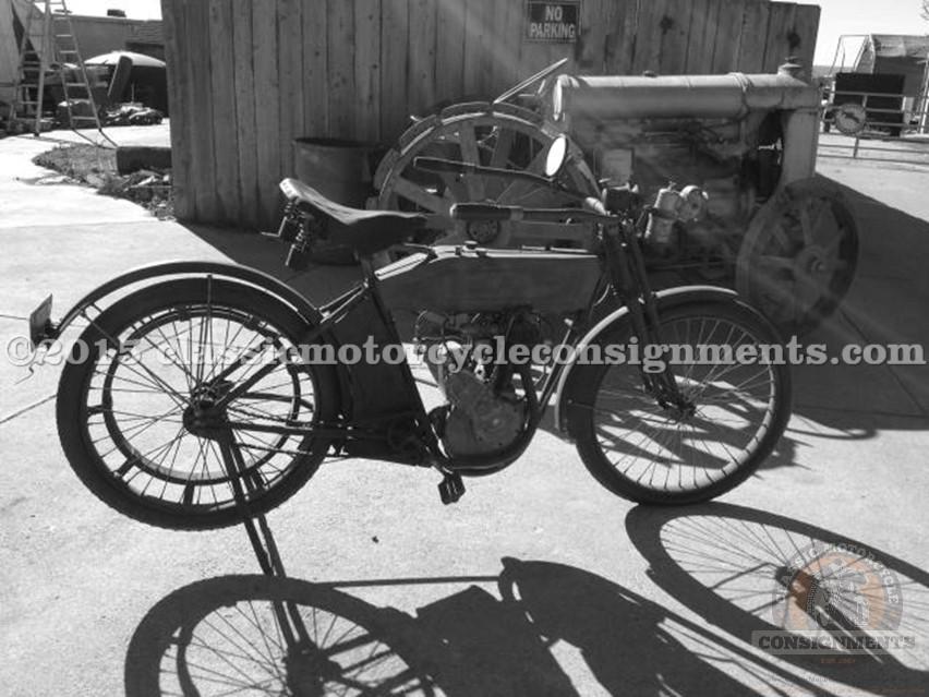 1913 Harley Davidson 9-A