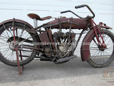 1920 Indian Power Plus Motorcycle
