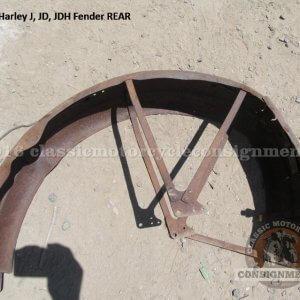1929-Harley-J-JD-JDH-Fender-Rear