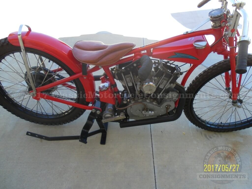 1933 Indian Crocker Speedway Motorcycle Re-Creation — SOLD!!