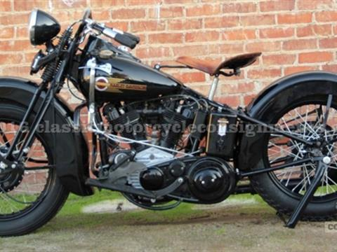 1938-39 Harley Davidson FACTORY Experimental, Aluminum # XE 4 Motorcycle