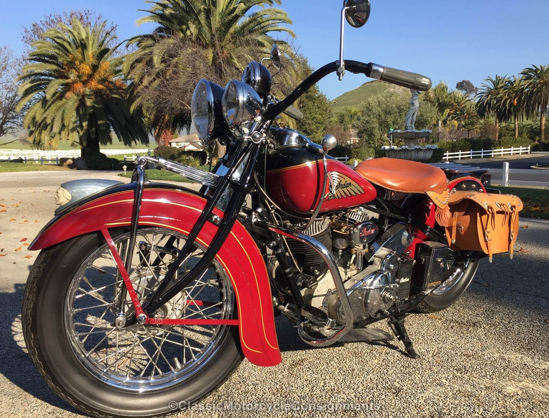 1938 Indian Chief — SOLD!!