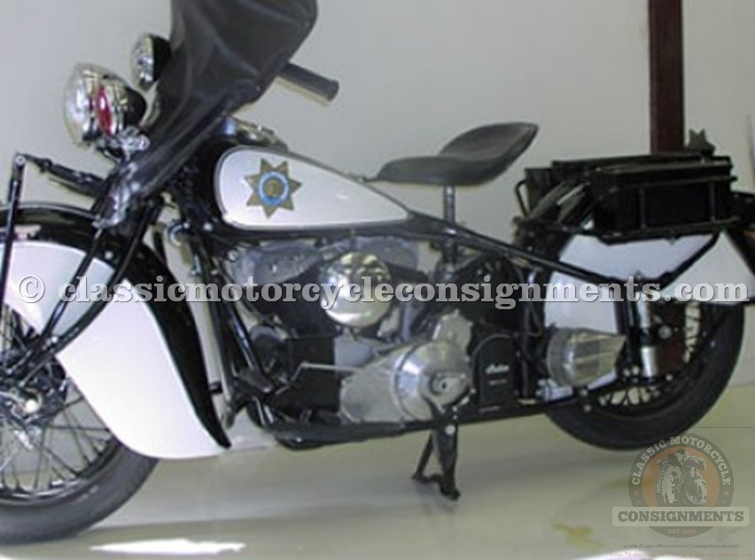 1940 Indian Chief – CHP