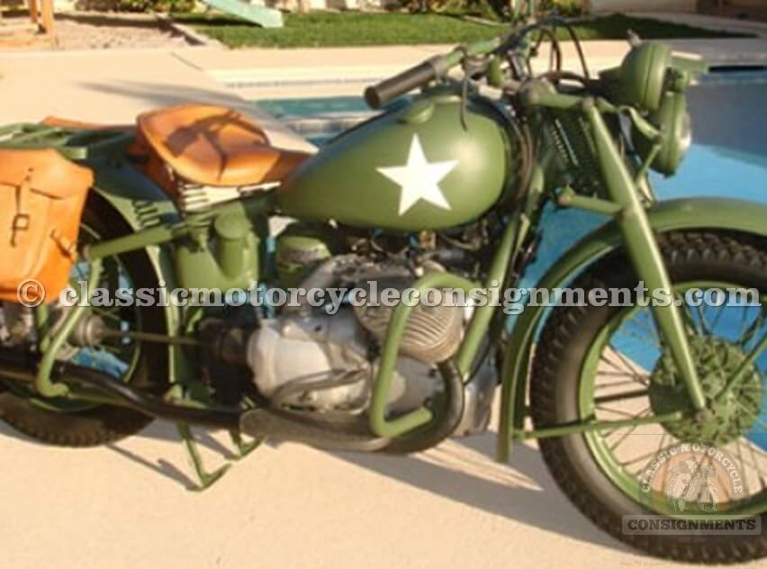 1941 Indian 841 — SOLD!