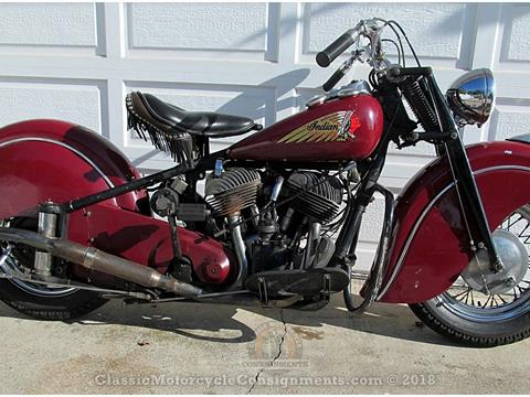 1946 Indian Chief — SOLD!