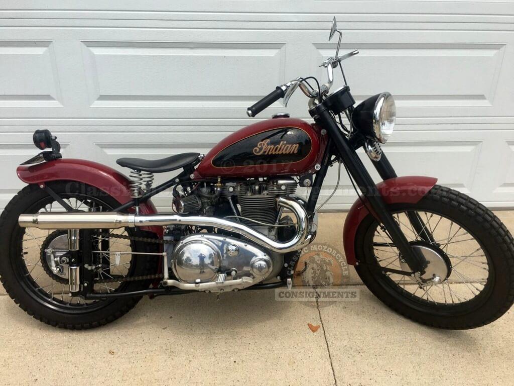 1949 Indian 249 Bobber