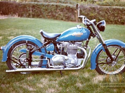 1949 Indian Scout