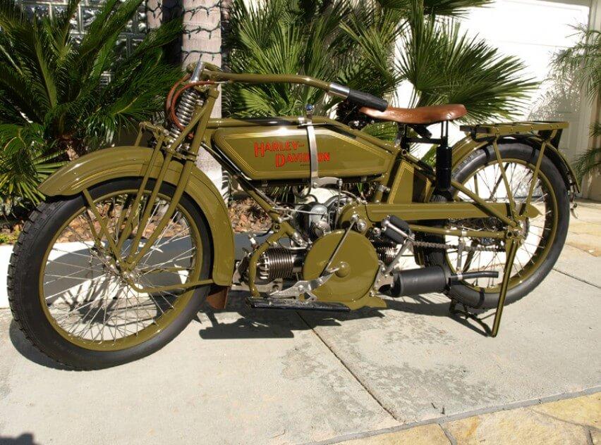 1923 Harley-Davidson Flat Twin Model WF