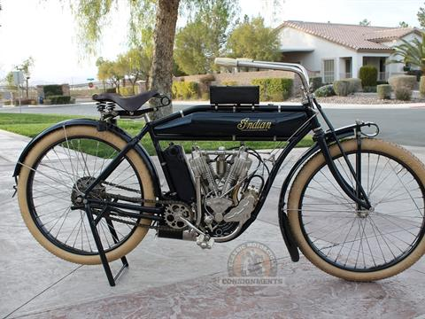 1911 Indian Twin Hedstrom — SOLD!!!
