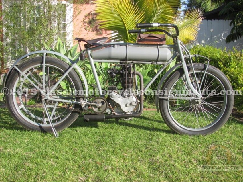 1913 Pope Motorcycle – Model K
