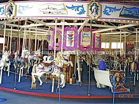 1928 Allan Herschell Carousel