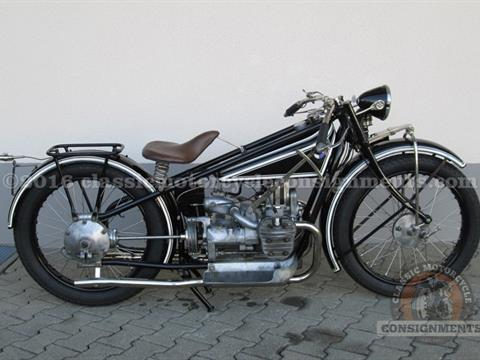 1928 BMW R 47 Motorcycle