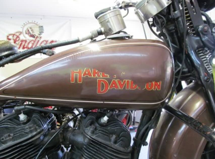 1933 Harley Davidson VLD