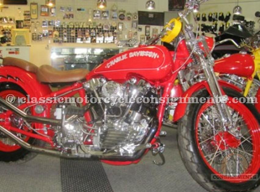 1940 Harley-Davidson EL – Knucklehead Bobber