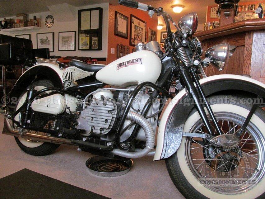 1942 Harley Davidson XA Motorcycle