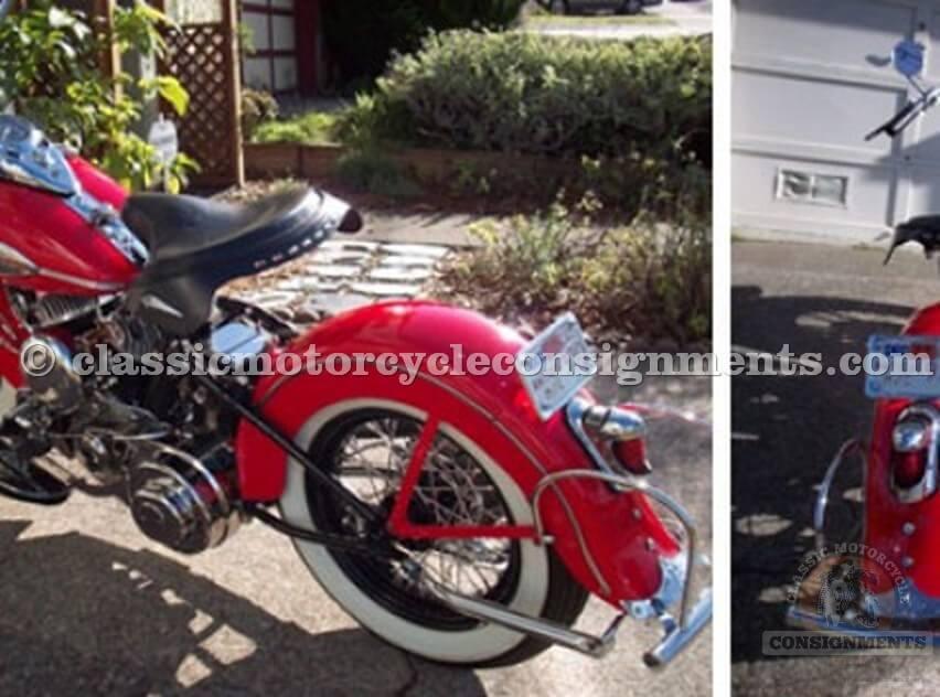 1942 Harley-Davidson WL 45
