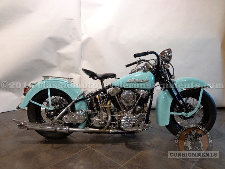 "1946 Harley Davidson E ""Knucklehead"" Motorcycle (Sons of Anarchy)"