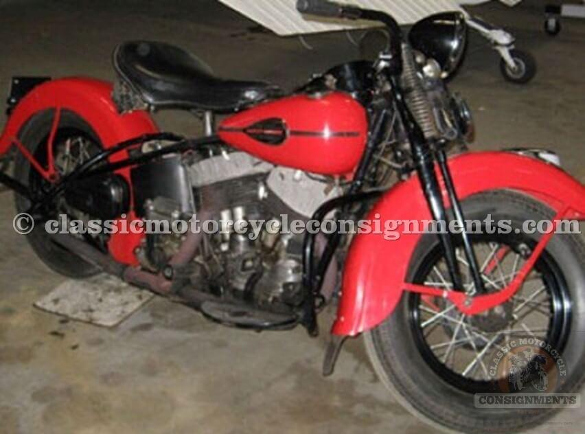 1946 Harley-Davidson UL