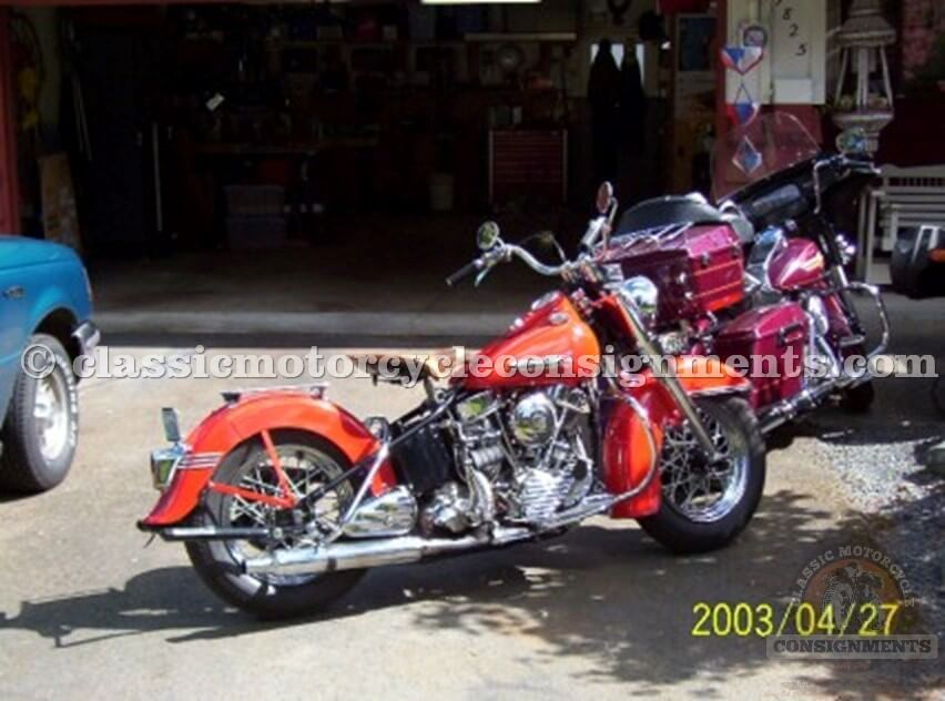 1950 Harley Davidson FL