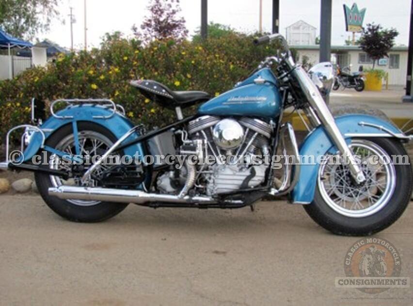 1953 Harley-Davidson Panhead FL