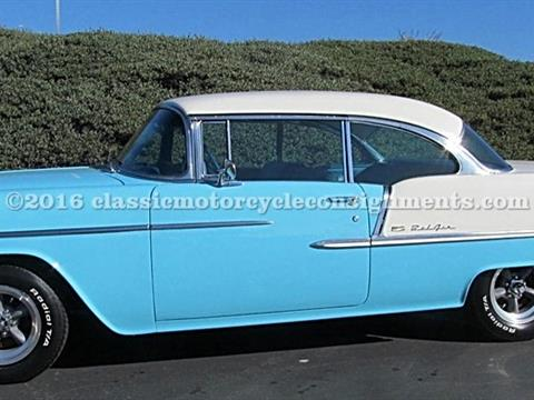 1955 Chevy Bel-Air 2-Door Sports Coupe