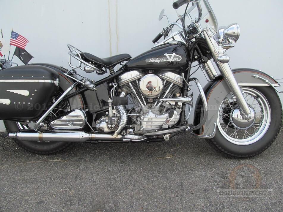 1955 Harley Davidson FLHF Panhead – SOLD!