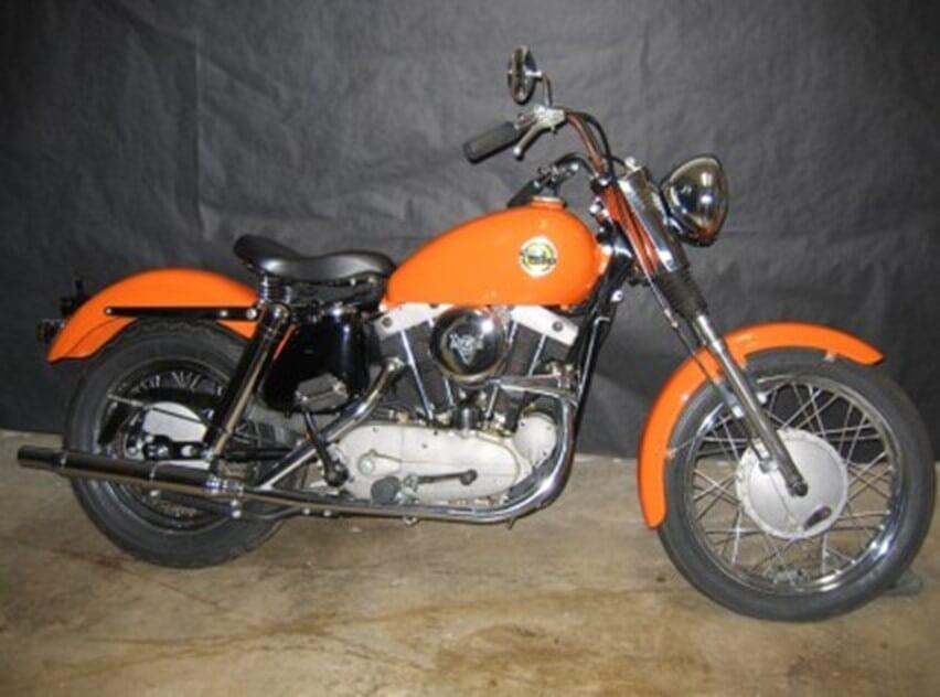 1958 Harley-Davidson XLH 883 Sportster