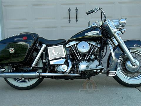 1966 Harley Davidson FLH Electra Glide — SOLD!