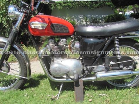 1968 Triumph T 100 C
