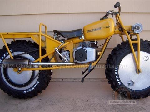 1969 Rokon Trail-Breaker #691662 – Survivor