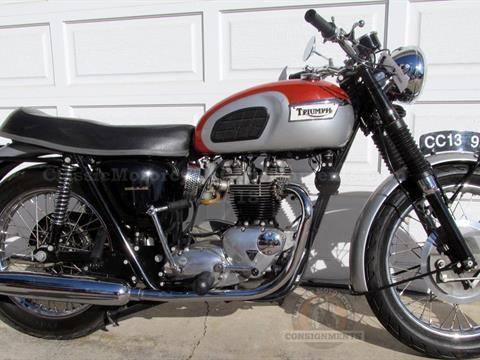 1969 Triumph T 120 R Bonneville