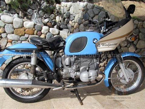 1970 BMW R 75 Motorcycle