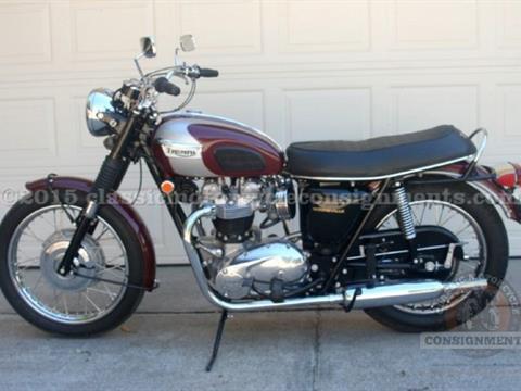 1970 Triumph T120R Bonneville – A Bill Hoard Restoration