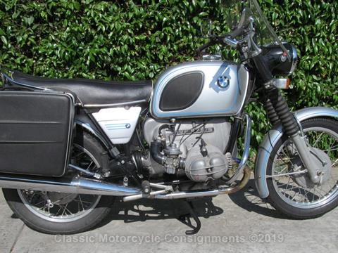 1973 BMW R-75/5 Motorcycle — SOLD!