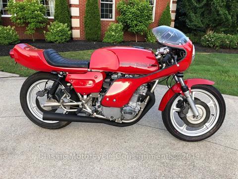 1977 Rickman Kawasaki CR900 Z1 Motorcycle