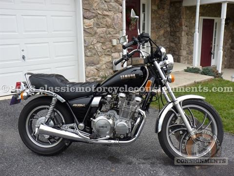 1980 Yamaha XJ 650 Maxim Motorcycle
