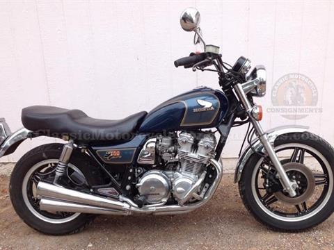 1981 Honda CB 750 Custom – Fernandez Col SOLD!