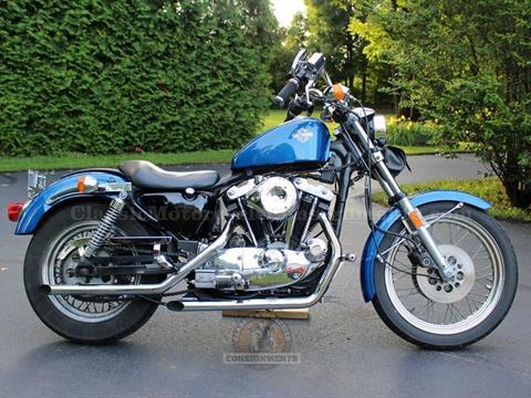 1982 Harley Davidson Sportster XLH 1000