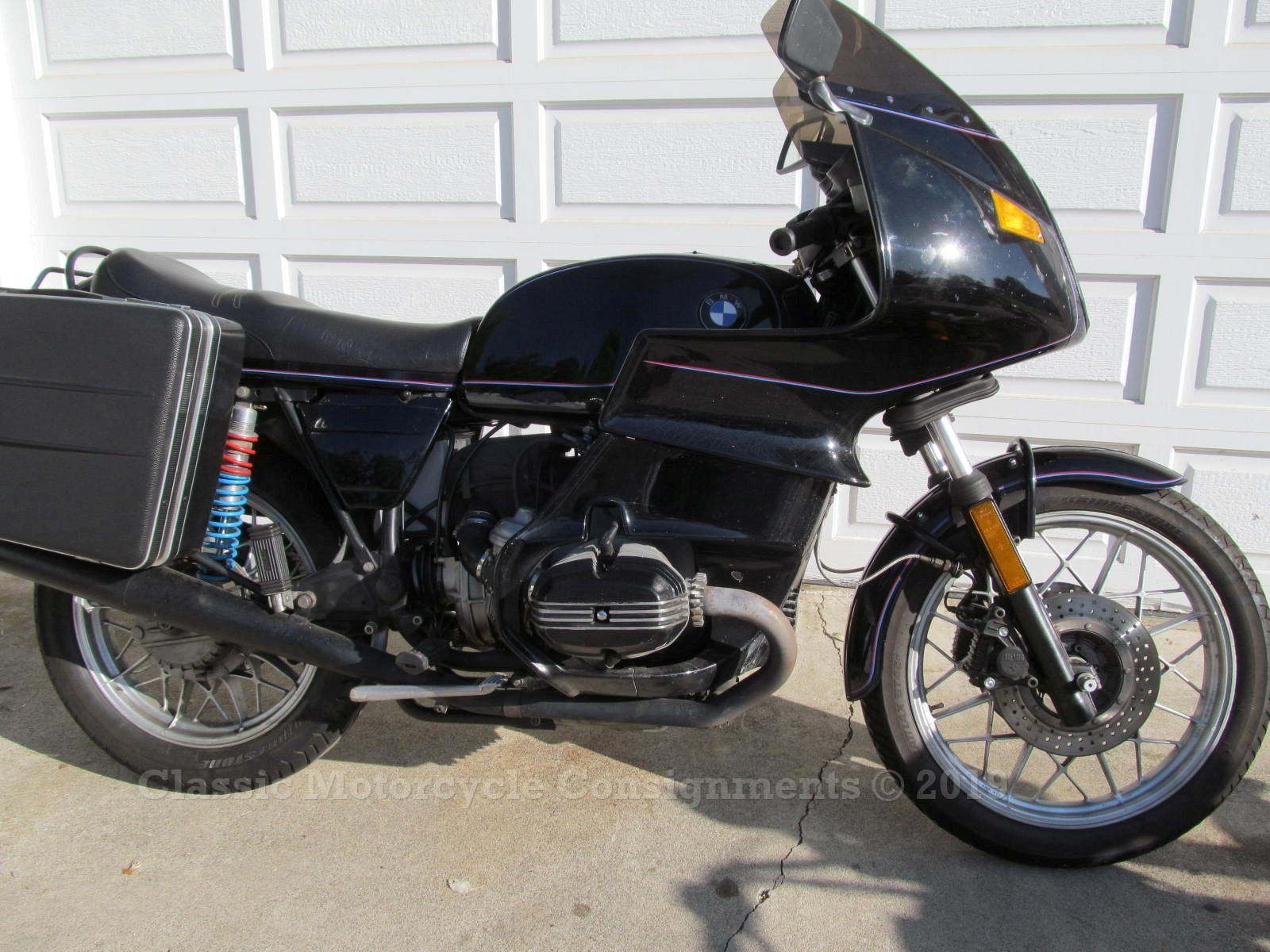 1984 BMW R 100 RS Motorcycle — SOLD!