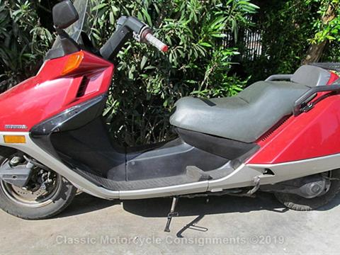 1986 Honda Helix Scooter – SOLD!