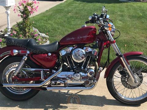 1987 Harley Davidson Sportster Custom 1200    $ SOLD $
