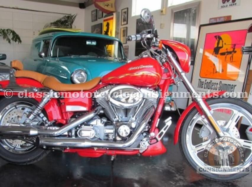 """2001 Harley-Davidson FXDWG 2 """"SWITCHBLADE"""""""