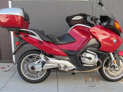 2005 BMW 1200-RT Motorcycle