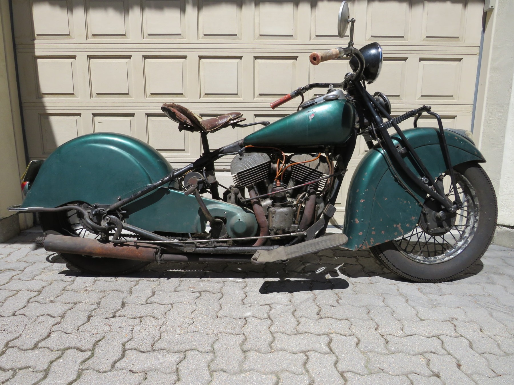 1937 Indian Chief – Castoro Col – SOLD!
