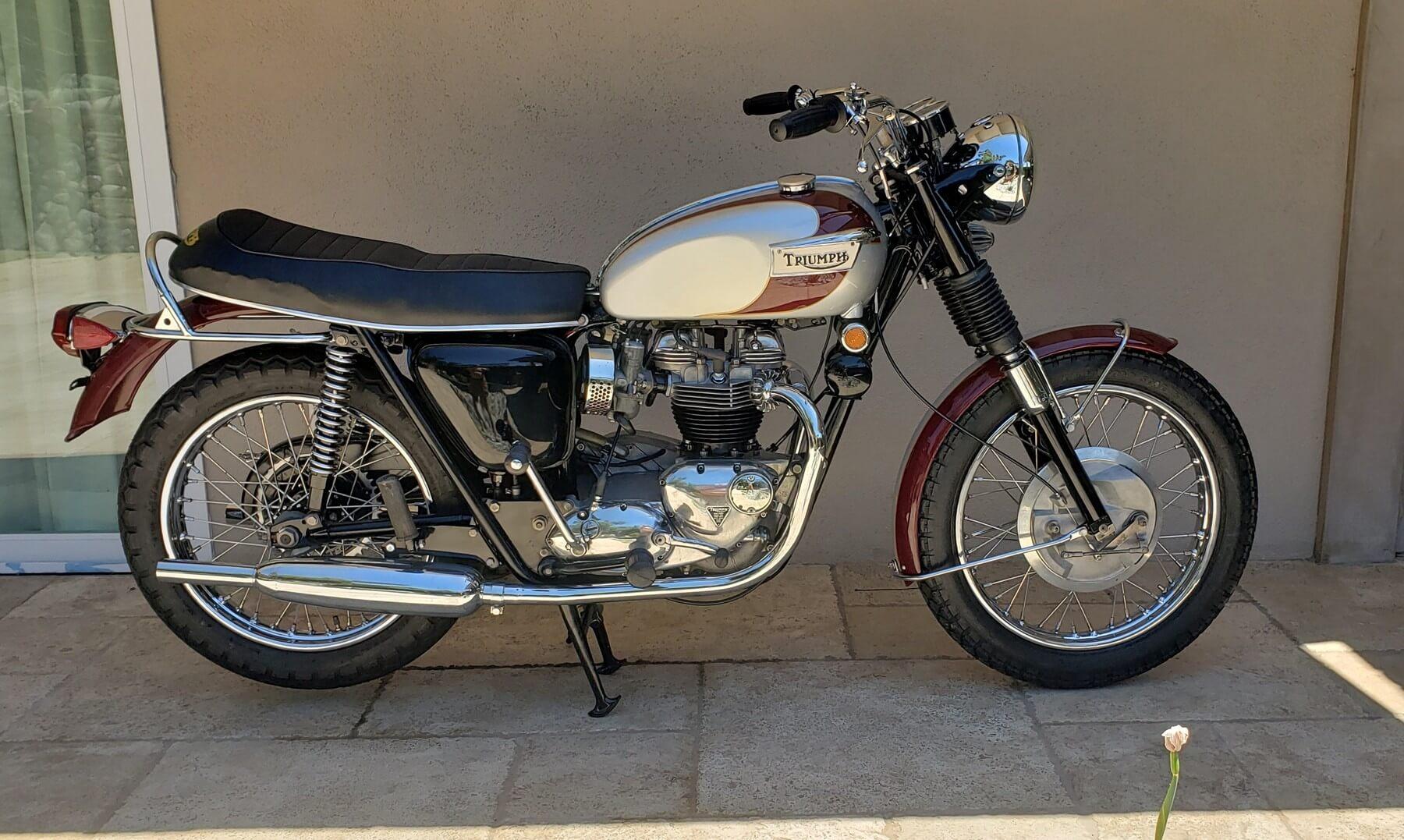 1970 Triumph T 120 R Bonneville – SOLD!