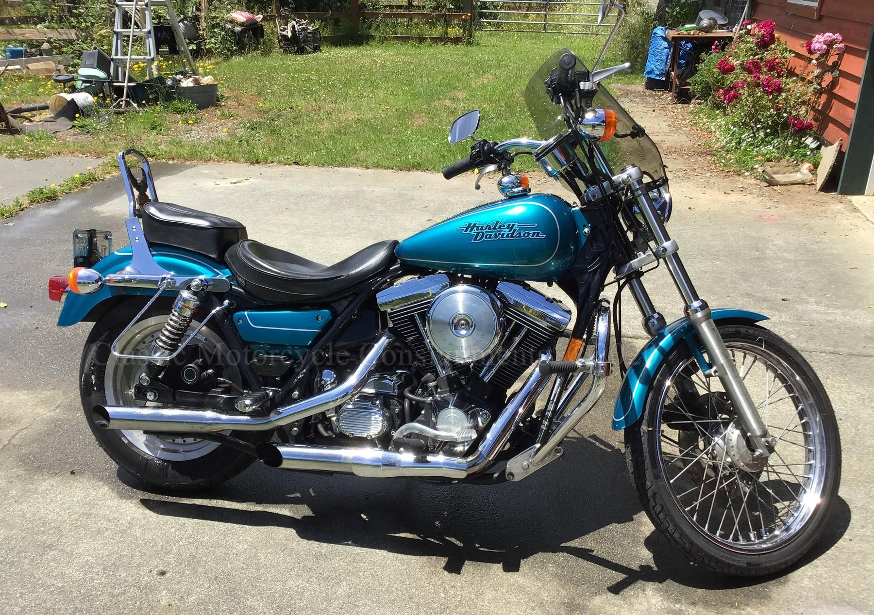 1994 Harley Davidson FXLRS Low Rider