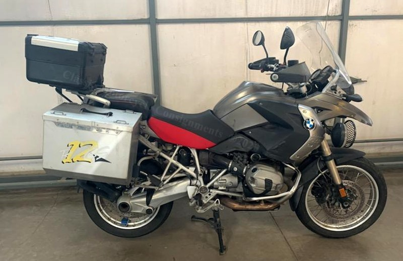 2010 BMW 1200 GS Motorcycle — SOLD!